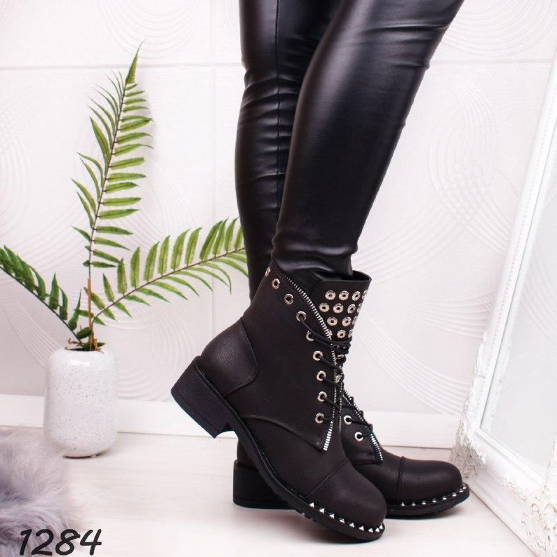 Крутые зимние ботинки женские  41  размер
