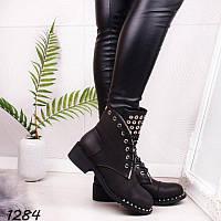 Крутые зимние ботинки женские  41  размер, фото 1