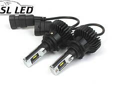 LED лампы в головной свет серии SX5 Цоколь HB4/9006/P22d, 25W, 3000 Люмен/Комплект, фото 2