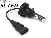 LED лампы в головной свет серии SX5 Цоколь HB4/9006/P22d, 25W, 3000 Люмен/Комплект, фото 3