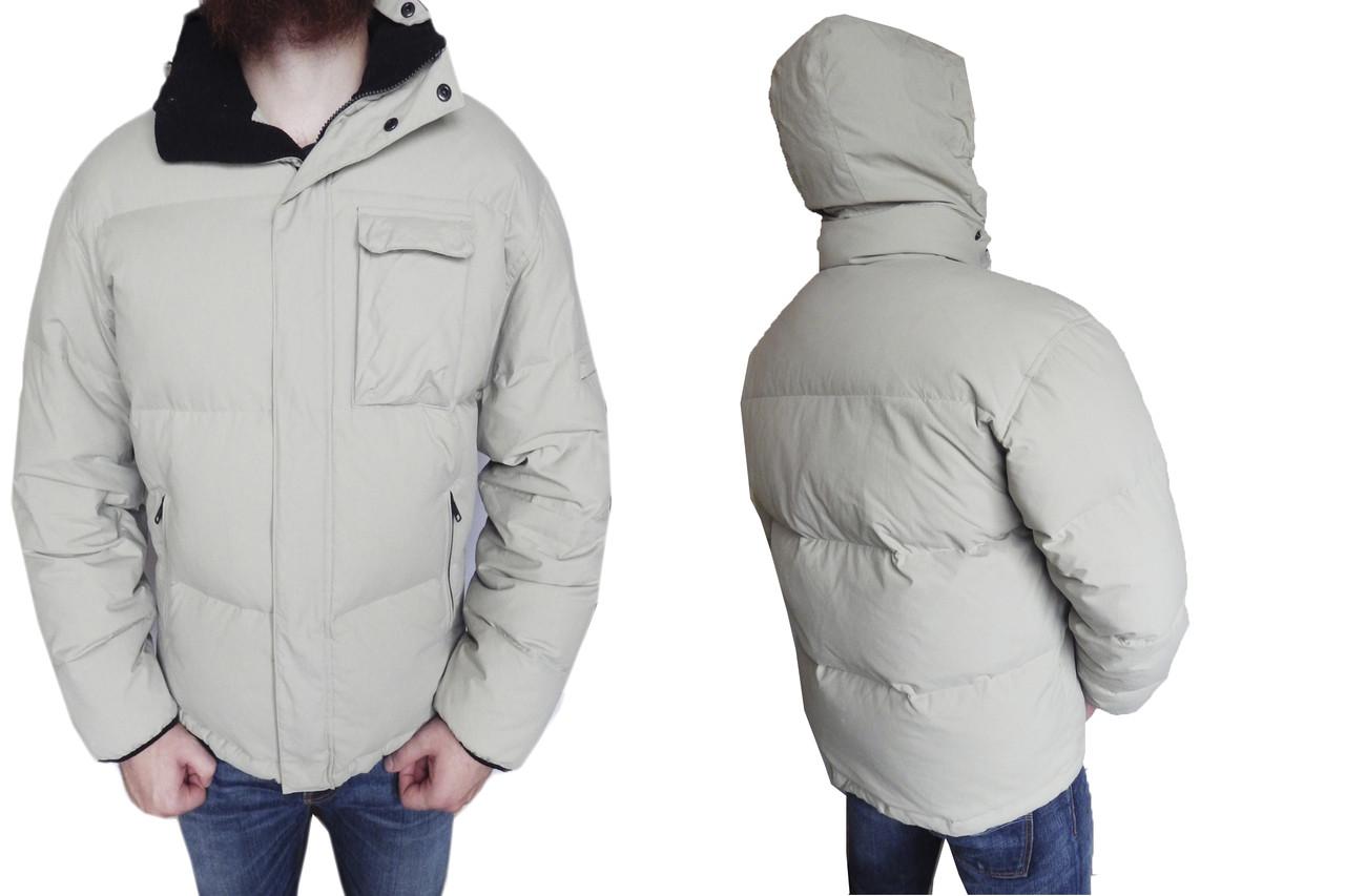 Куртка мужская пуховик Next Оригинал р-р М (сток, б/у) зимняя, тёплая original