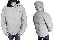 Куртка мужская пуховик Next Оригинал р-р М (сток, б/у) зимняя, тёплая original, фото 1