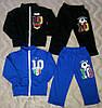 Спортивный костюм для мальчика размеры на рост от 68 до 86 см, детские спортивные костюмы