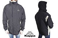 Мужская куртка ветровка Kappa  р-р XL (сток, б/у) Оригинал original, фото 1
