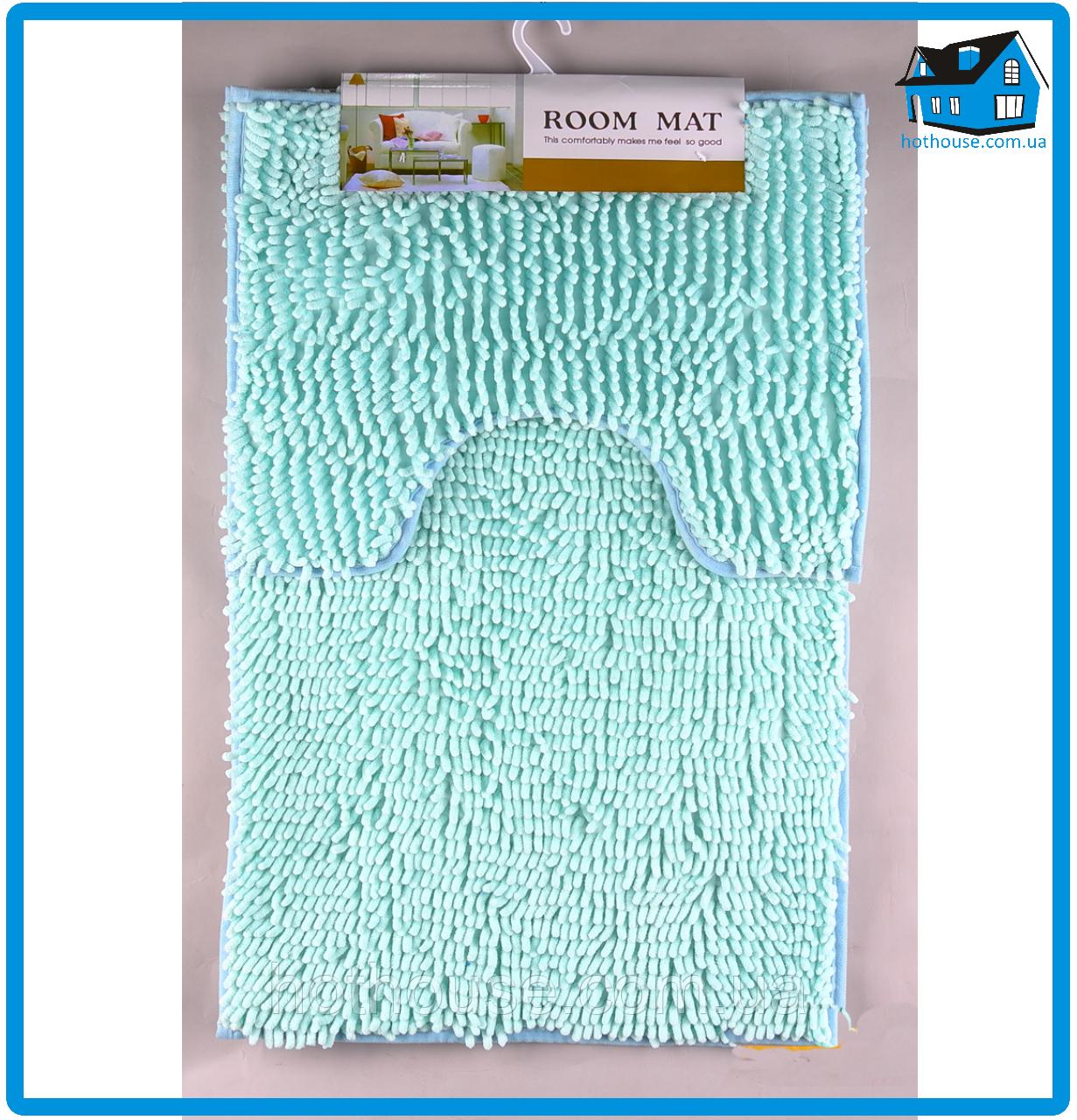 Набор ковриков двойной лапша 50x80
