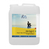 Chemoform Alba Super Засіб для запобігання росту водоростей у воді басейну 5 л
