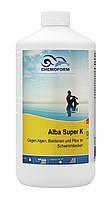 Хімія для басейну Alba Super - Засіб проти зростання водоростей у воді басейну 1 л