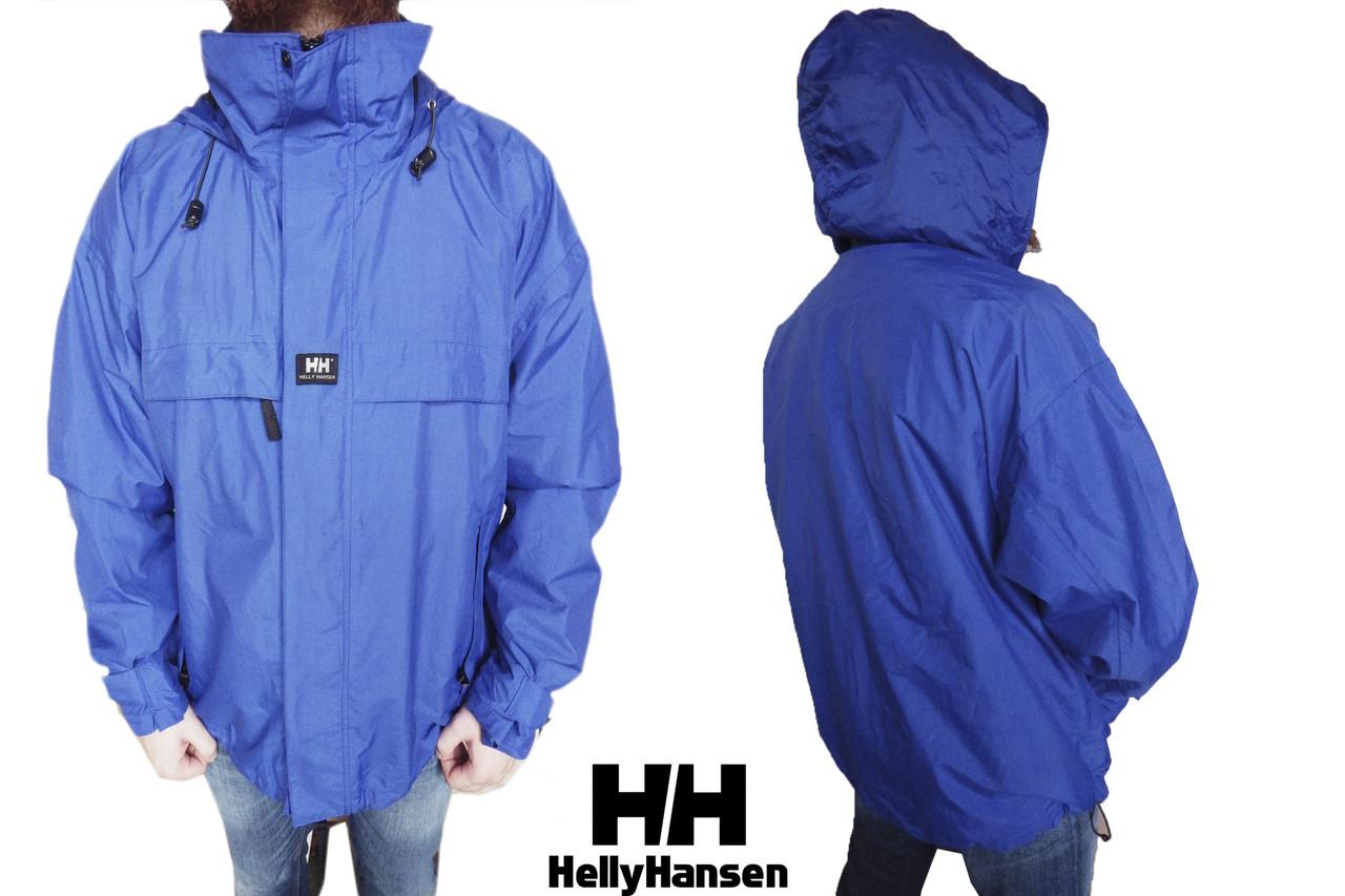 Мужская куртка ветровка Helly Hansen  р-р XL (сток, б/у) Оригинал original