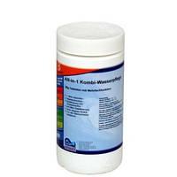 Chemochlor Multitab (табл. 20 г) 1 кг Повільнорозчинний хлорпрепарат комплексної дії 4в1 (табл. 200 г)