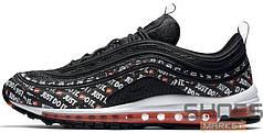 Мужские кроссовки Nike Air Max 97 Just Do it Pack Black