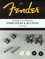 Fender Замки для ремня FENDER STRAP LOCKS
