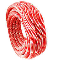 Шланг гофра напорная Evci Plastik красная диаметр  100 мм, длина 25 м , фото 1