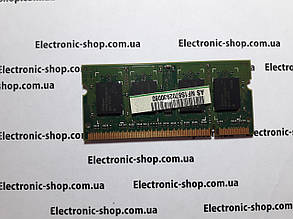 Оперативная память 512мб 2Rx16 PC2-4200S-444-11-AO  оригинал б.у