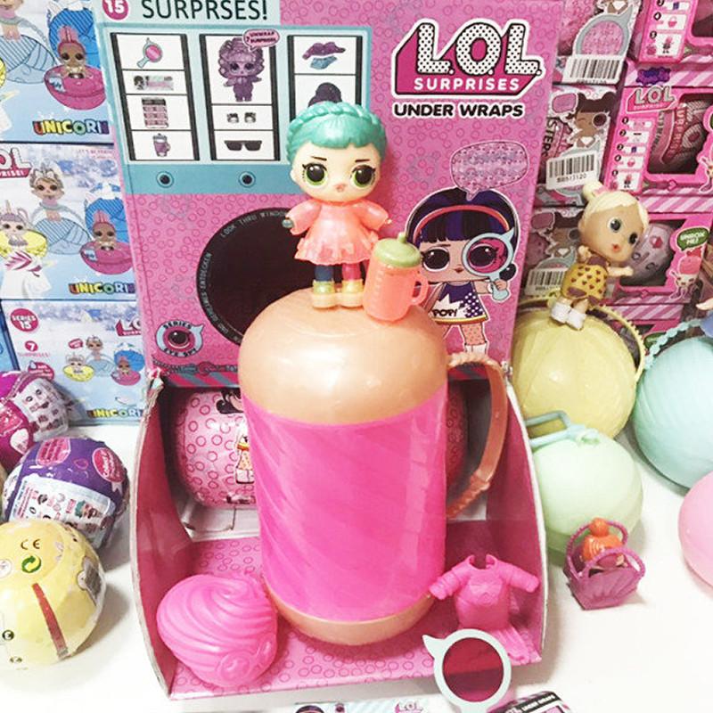 Кукла LOL surprise капсула