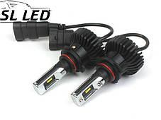 LED лампы в головной свет серии SX5 Цоколь HB3/9005/P20d, 25W, 3000 Люмен/Комплект, фото 2