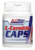ActiWay L-Carnitin 500mg Caps 80 caps