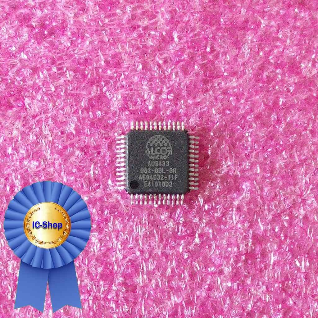Микросхема AU6433 ( QFP48 )