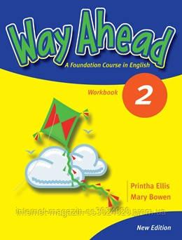 Way Ahead 2 Workbook ISBN: 9781405058643