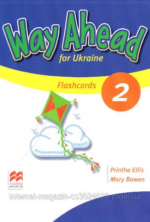 Way Ahead for Ukraine 2 Flashcards ISBN: 9781380013354, фото 2