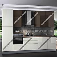 Современная кухня Кет Д. 3100 - Ш. 600 - В. 2360