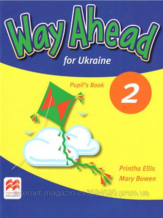 Way Ahead for Ukraine 2 Pupil's Book ISBN: 9781380013323, фото 2