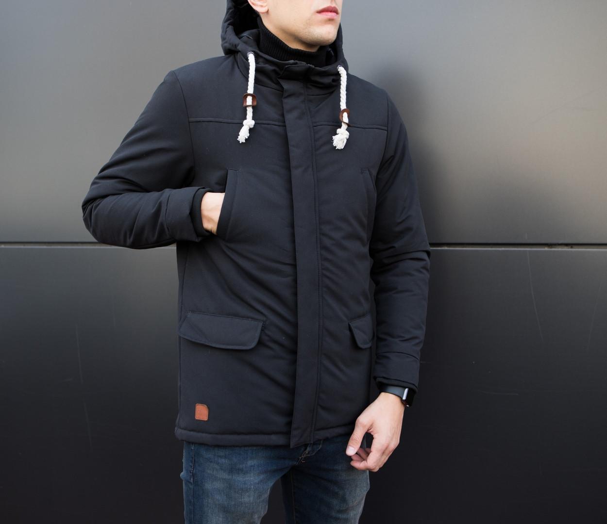 Куртка Парка Pobedov Winter Parka Elit V2 Black (зима)  продажа ... 059470f91b7e1