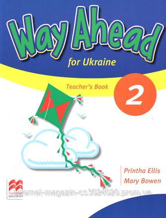 Way Ahead for Ukraine 2 Teacher's Book Pack ISBN: 9781380013316, фото 2