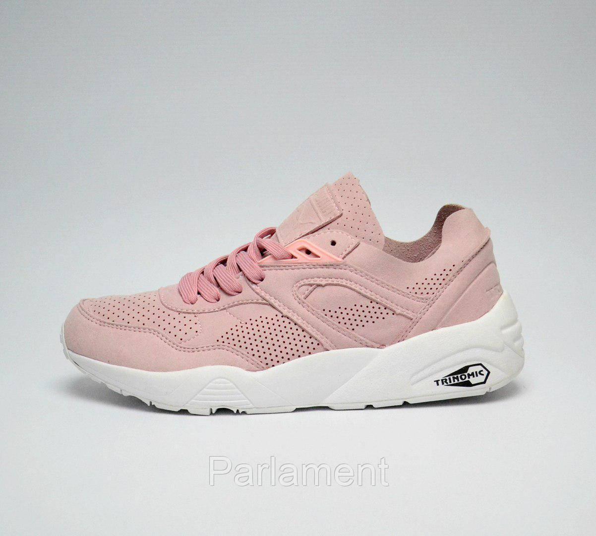 76a83b1364dd Женские Кроссовки Puma Trinomic Soft Pink (Реплика) — в Категории ...