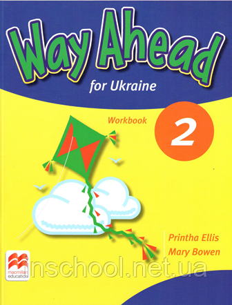 Way Ahead for Ukraine 2 Workbook ISBN: 9781380013330, фото 2