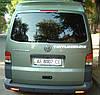 Стопы фонари тюнинг оптика Volkswagen T5 черные Led (ляда), фото 6
