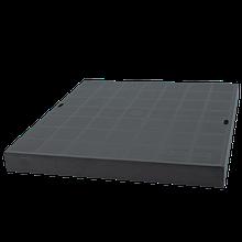 Крышка дождеприемника 300х300 ZMM MAXPOL пластиковая черная