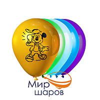 """Шарики набор """"Восемь шариков"""", цена за уп. в уп. 8шт., в пак. 15*13см, ТОВ """"Мир шаров"""""""