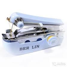 Ручная швейная машинка Ber Lin