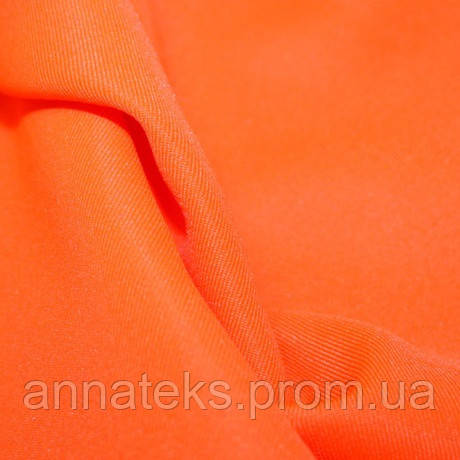 Ткань Сигнал-155 №27 оранж./люмин. 95946 150СМ ПЛ 155 г/м2