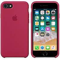 Силиконовый чехол Apple Silicone Case IPHONE 6 Plus/ 6s Plus (Rose red)