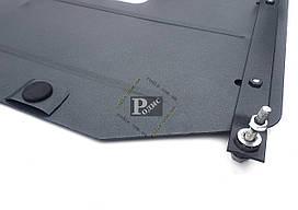 """Защита ДВС """"Шериф"""" Citroen Grand C4 Picasso 2013-н.в.  V-1.6HDI МКПП, закр. двиг+кпп"""