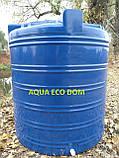 Емкость 1000 литров (вертикальная).., фото 2
