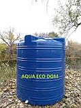 Емкость 1000 литров (вертикальная).., фото 3