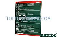 Пильное полотно для ленточной пилы metabo BAS317/316 2240x12x0,5