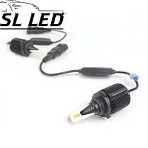 LED лампы в головной свет серии SM1 Цоколь HB4/9006/P22d, 20W, 2800 Люмен/Комплект, фото 3
