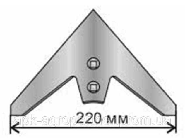 Лапа Н 043.05.110 (220 мм.) Бор.
