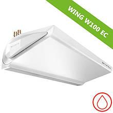 Тепловая завеса водяная Wing W100 EC