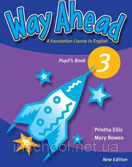 Way Ahead 3 Pupil's Book + CD-ROM Pack ISBN: 9780230409750