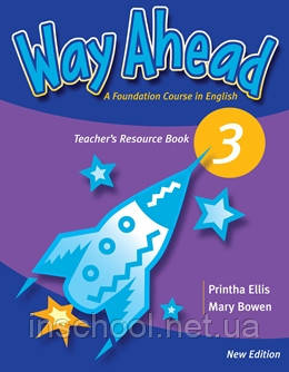 Way Ahead 3 Teacher's Resource Book ISBN: 9781405064163