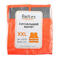 Жилет сигнальный Beltex 19110 XXL