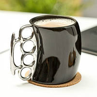 Чашка кастет Black