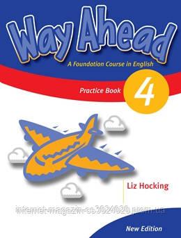 Way Ahead 4 Practice Book ISBN: 9781405059176