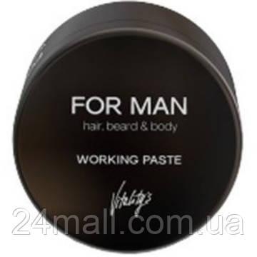 Vitality's For Working Man Paste - пасти для волосся