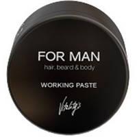 Vitality s For Man Working Paste - Матирующая паста для волос