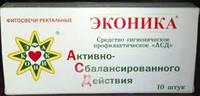 Свечи АСД 10 шт